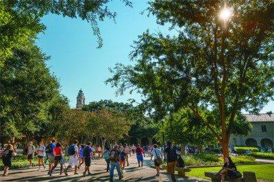 Fall Semester at LSU