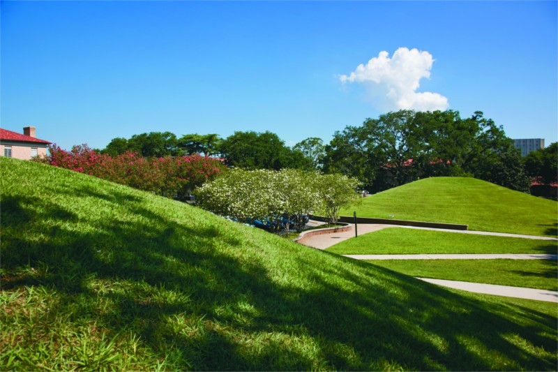 Campus Mounds