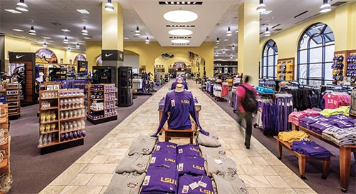 Barnes and Noble at LSU